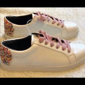 CIRCUS by Sam Edelman white sneakers
